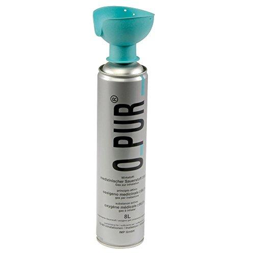 Aliento ayuda o de Pur®, Reiner Oxígeno, máscara de oxígeno, botella de...