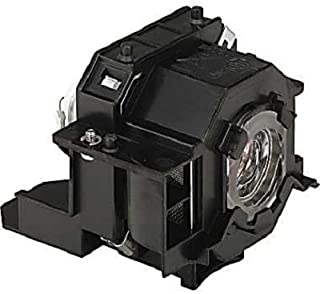 Epson ELPLP42 Replacement 170W Projector Lamp - UHE - 3000 Hour High Brightness, 4000 Hour Low Brightness (for PowerLite 83+, 83c, 822+, 822p Projectors)