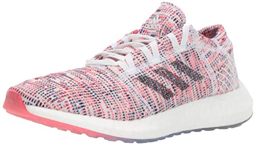 adidas Women's Pureboost Go, Shock Red/Legend Ink/Legend Ink, 6.5 M US