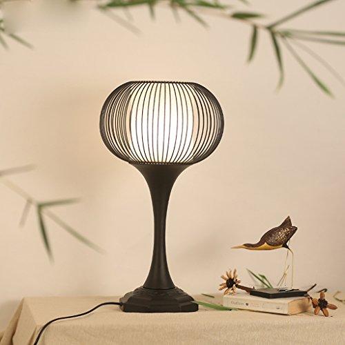 Ikea Lámpara De Noche Lámpara Moderna Minimalista Dormitorio Sala Sala De Estudio Creativo De La Manera Retra China Pequeña Lámpara
