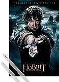 1art1 Der Hobbit Poster (91x61 cm) Battle of Five Armies