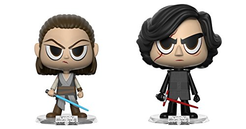 Vynl: Star Wars: El despertar de la fuerza: Rey & Kylo