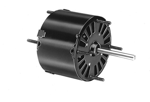 HVAC Motor, 1/100 HP, 3000 rpm, 120…