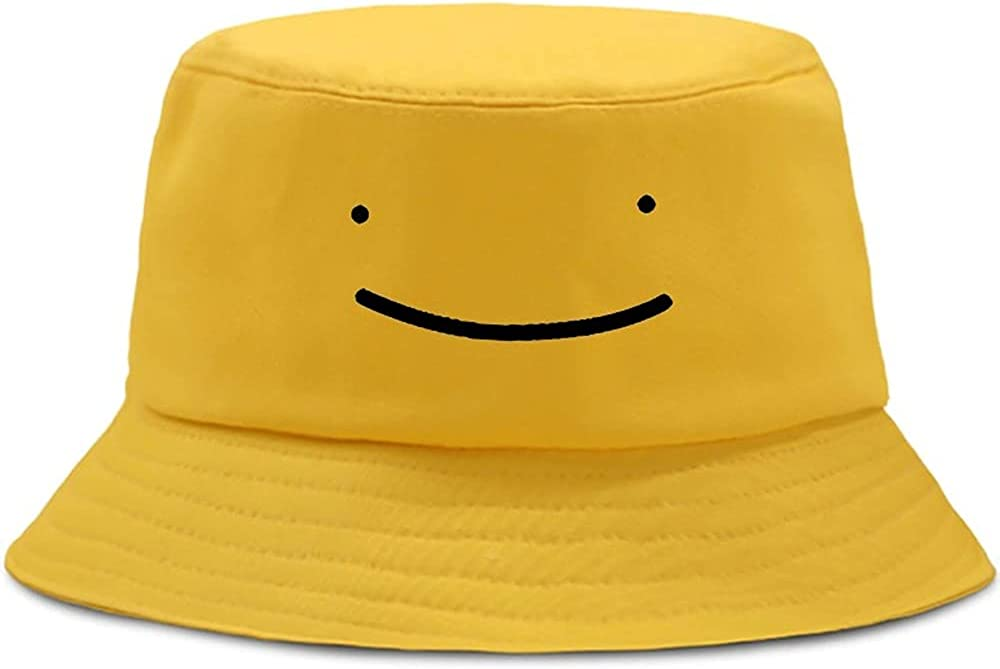 Dream Smile Merch Hat Women Panama Bucket Cap The Design Flat Visor Fashion Korean Wave Fisherman Hats