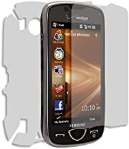 Skinomi Full Body Skin Protector Compatible with Samsung Omnia 2 (i920)(Screen Protector + Back Cover) TechSkin Full Cover...