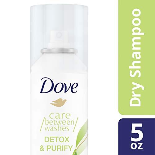 Dove Refresh+Care Detox & Purify Dry Shampoo 5 oz