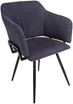 Rivet Modern Industrial Home Office Task Chair