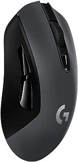ワイヤレス ゲーミングマウス Logicool ロジクール G603 ブラック/グレー 最長500時間連続プレイ Bluetooth対応 LIGHTSPEED HEROセンサー  国内正規品 2年間メーカー保証
