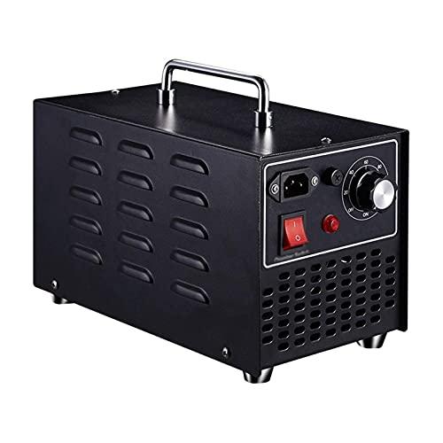 Purificador de Aire Generador de ozono Comercial 10000Mg, ionizador y desodorizador, purificador de Aire para el hogar, con Temporizador, para el hogar, hoteles, sótano, automóvil, Bar y Granjas