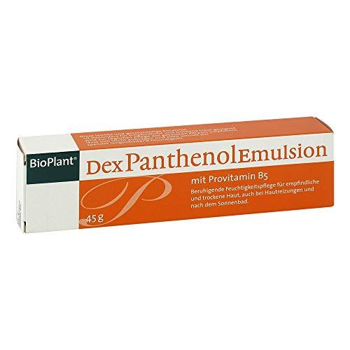 BIOPLANT Dexpanthenol Emulsion, 45 g