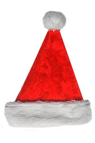 The Harlequin Brand De Luxe Bonnet Père Noël