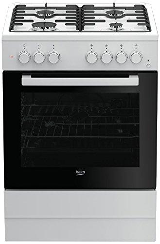 Beko FSST62110DW Piano cottura Gas A Bianco cucina