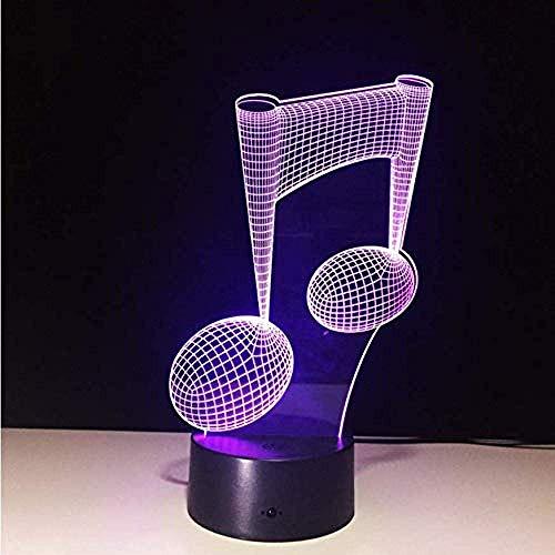 Trojan 3D lamp Led 7 kleuren veranderende paard Soull 3D nachtlampje baby sleepping bureau tafellamp Casa Decoratecions beste cadeau Bluetooth luidspreker @ Touch_Switch