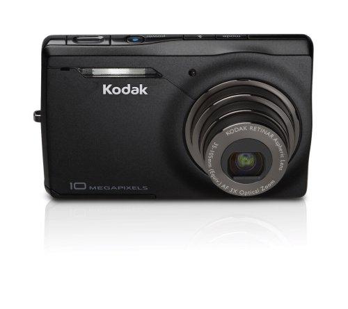Kodak Easyshare M1033 10 MP Digital Camera with 3xOptical Zoom (Black)