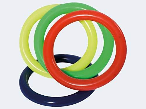 HUDORA GMBH Tauchringe Ø ca. 16,5cm 190G, rot, grün,Gelb,blau