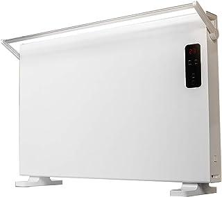 Calentador ZHIRONG Radiador eléctrico de Ahorro de energía del disipador de Calor de la Oficina del hogar eléctrico Ahorro de energía Ajustable del Cuarto de baño 900W / 1300W / 22