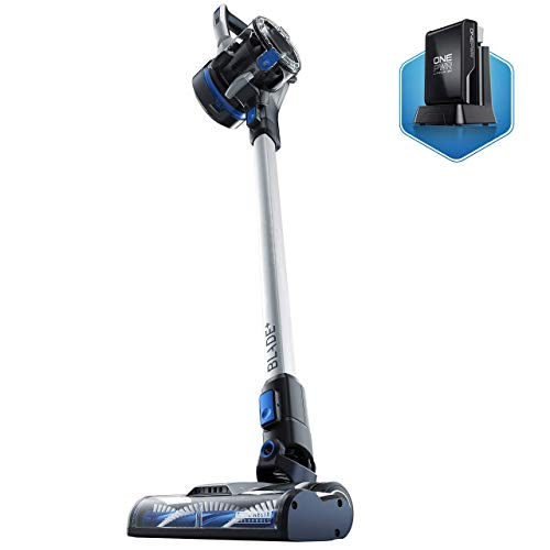 Hoover ONEPWR Blade+ Cordless Stick Vacuum, BH53310, Silver (Renewed)