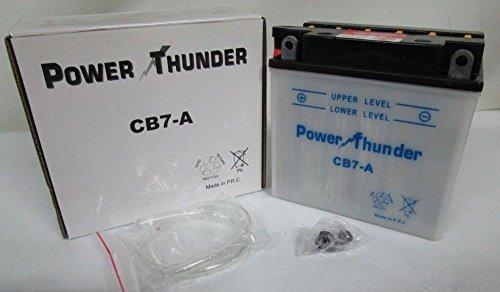Batterie Power Thunder YB7-A 12 V/8ah
