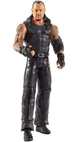 WWE GTG21 - WWE Basis-Actionfiguren, Undertaker, ca. 15cm, zum Sammeln, ab 6 Jahren