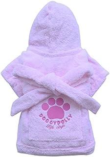 Doggy Dolly Authentic Bathrobe