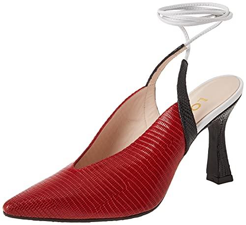 lodi Moles-2, Zapatos de Vestir Mujer, Tejus Tristan, 38 EU
