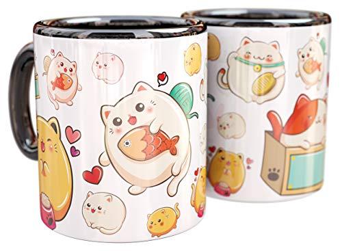 Mug de Ceramica Gatitos