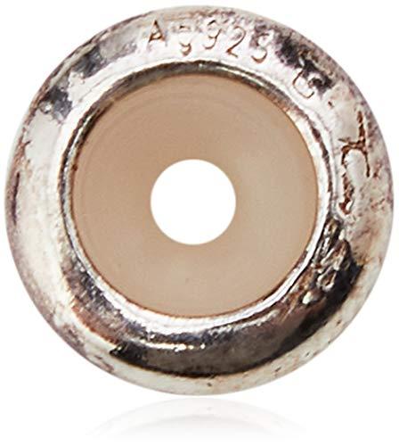 Preisvergleich Produktbild Thomas Sabo Damen Herren Stopper Kette Armband Karma Beads 925 Sterling Silber Silikon KS0005-585-12