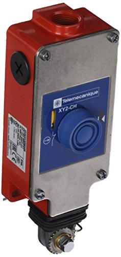 Schneider XY2CH13290H29 Seilzug-Notschalter für Seillängen bis Max. Kappe 30M 2NC1NO M20