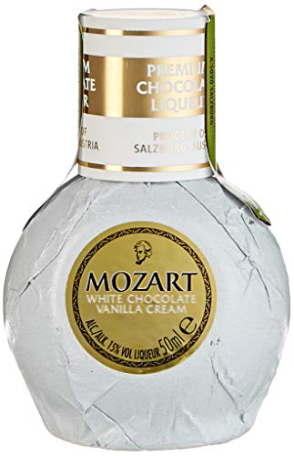 Mozart White Chocolate Vanilla Cream (1 x 0.05 l)