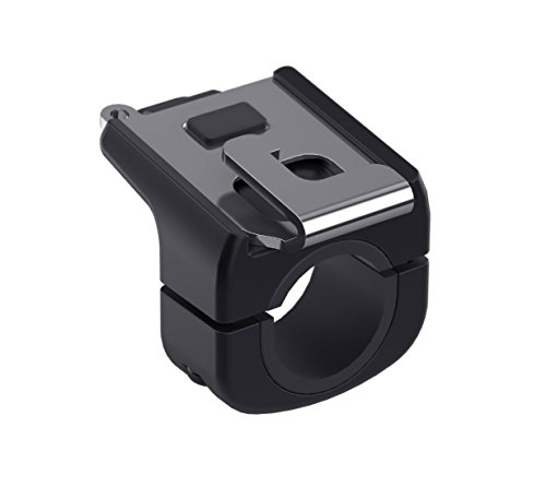 Action Mount Remote Control Pole Mount Clip Attachment for WiFi Use with Sport Camera. Operable with Smartphone, or Use with Other Sport Cameras. (Remote Clip Only)