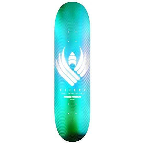 Powell Peralta Skateboard Deck Flight Shape 243 8.25 Glow Skate Deck Skate Deck