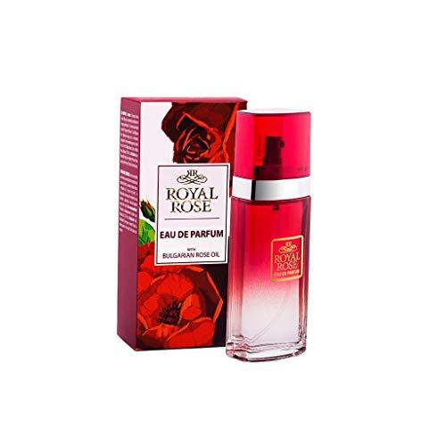 Eau du Parfum mit echtem Rosenöl aus der bulgarischen Damaszener Rose 50 ml