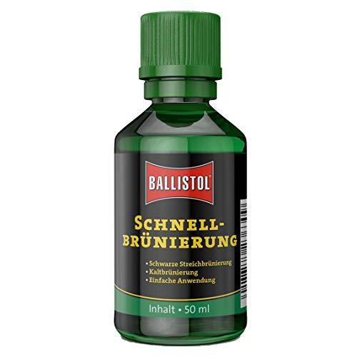 Ballistol Waffenpflege Klever Schnellbrünierung, 50 ml, 23630