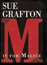 By Sue Grafton M Is for Malice (Thorndike Core) [Hardcover]