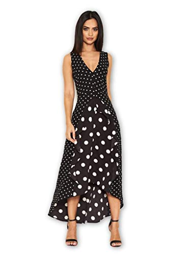 Polka Dot Dress and Colorful Shoes – Style Inspo 10