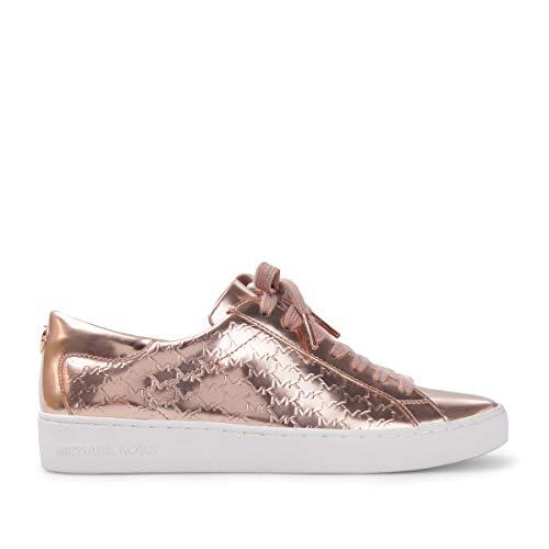 MICHAEL MICHAEL KORS COLBY SNEAKER Sneakers dames Roze/Goud Lage sneakers