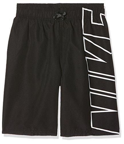NikeBademode Jungen, Schwarz, L