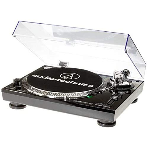Audio-Technica AT-LP120USBCBK tocadisco...