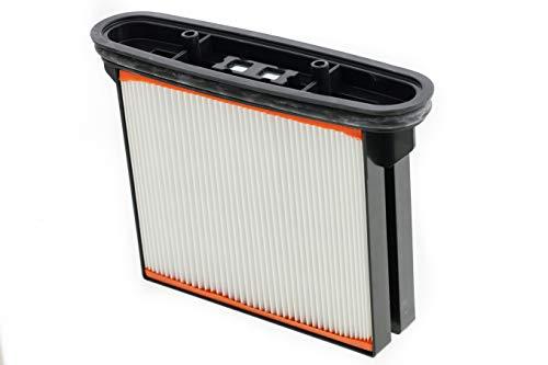 Filter, Faltenfilter Kassette passend für Starmix FKP4300, Eibenstock, Metabo, Bosch, Hitachi