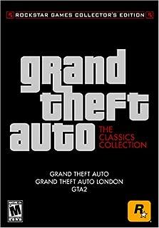 Grand Theft Auto Classics Collection (Grand Theft Auto, Grand Theft Auto 2, Grand Theft Auto London)