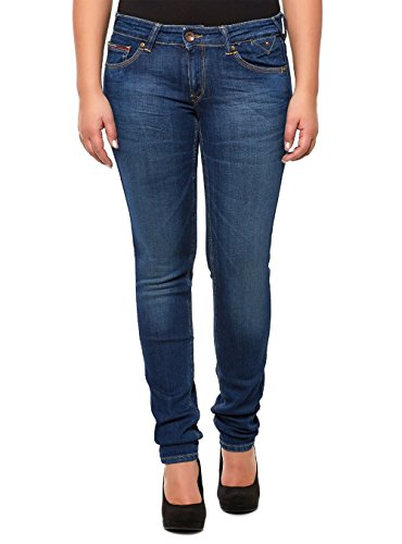 Tommy Hilfiger Jeans Damen Sophie Skinny ROCC BLAU, Hosengröße:W25/L32