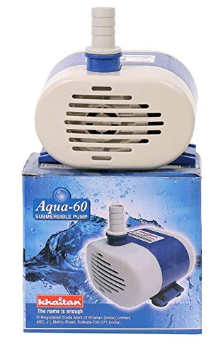 Khaitan Aqua-60 Submersible Pump 18Watt for Air Cooler,...