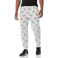Amazon Essentials Disney Star Wars Men's Fleece Joggers