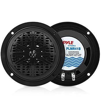 Best 4 inch waterproof speakers Reviews