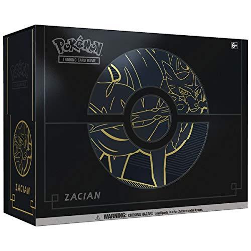 Fantàsia Spada e Scudo / Sword & Shield - Set Allenatore Fuoriclasse Plus / Elite Trainer Box Plus - Zacian (ENG)