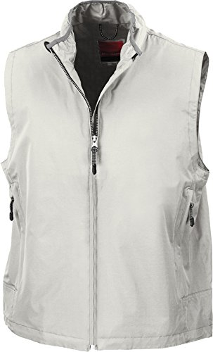 Result Re60 a Crew Gilet Large Blanc