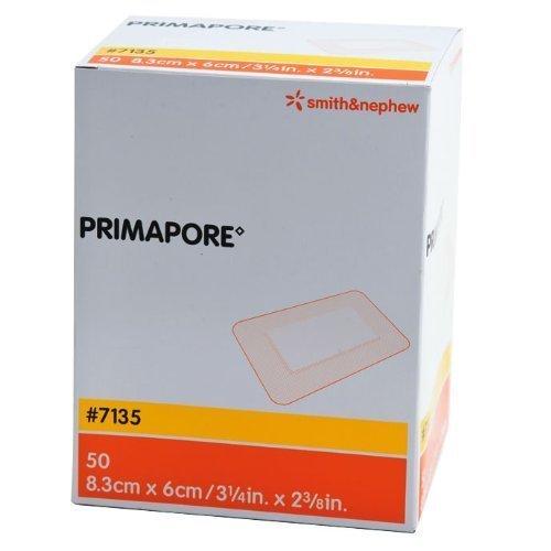Primapore - Post-Operative Dressing - 8.3cm x 6cm (x50)