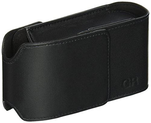 Ricoh GC-5 Kameratasche für GR Digitalkamera, Leder, Schwarz