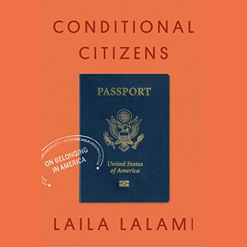 Conditional Citizens audiobook cover art