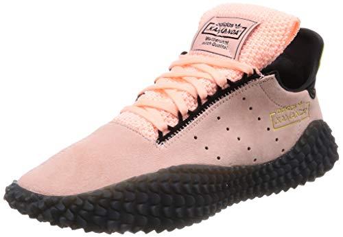 adidas KAMANDA, Zapatillas de Deporte para Niños, Naranja (Corneb/Tinene/Amasho 000), 38 EU